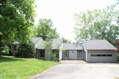 Murphysboro Single Family Home For Sale: 132 Eastgate Road
