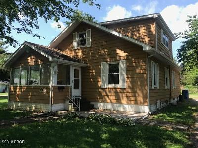 Benton Single Family Home For Sale: 803 Hickman Street