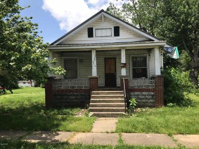 Eldorado Single Family Home For Sale: 2313 Carnahan Street