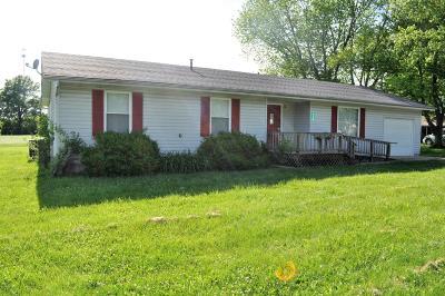 Hamilton County Single Family Home Active Contingent: 210 S 5th Street Street