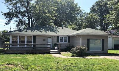 Herrin Single Family Home For Sale: 116 Circle Drive