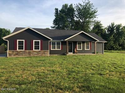 Carterville Single Family Home For Sale: 10011 Samuel Road