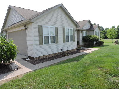 Carbondale Single Family Home For Sale: 11964 Strawberry Rd