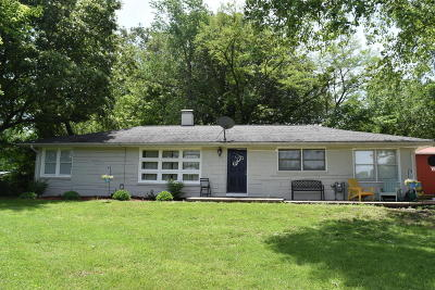 Harrisburg IL Single Family Home Active Contingent: $110,000
