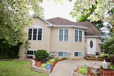 Murphysboro Single Family Home Active Contingent: 2235 McCord Street