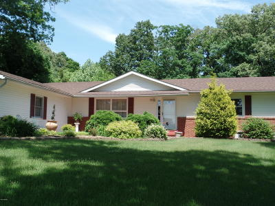 Marion Single Family Home For Sale: 3596 Market Road