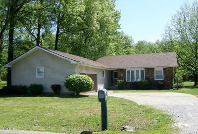 Marion Single Family Home For Sale: 1713 N State Street
