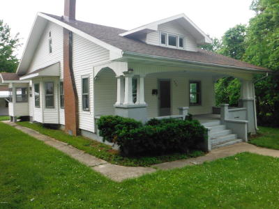 Anna Single Family Home For Sale: 307 W Spring Street