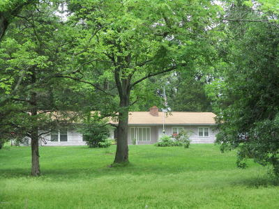 Benton Single Family Home Active Contingent: 12524 S Park Road