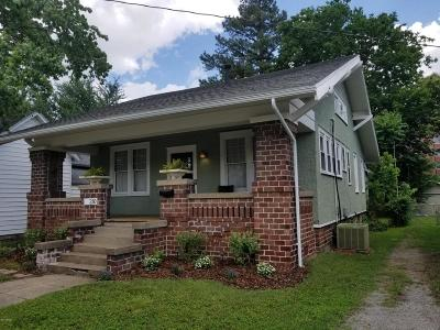 Murphysboro IL Single Family Home For Sale: $89,900