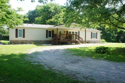 Massac County Single Family Home For Sale: 2357 Crim Road