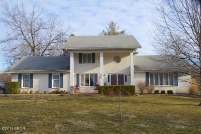 Carbondale Single Family Home For Sale: 128 High Forest Drive