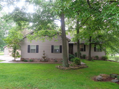 Marion Single Family Home For Sale: 2107 Candlestick Lane