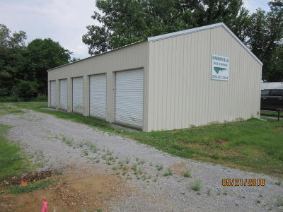 Massac County Commercial For Sale: Ellis Road