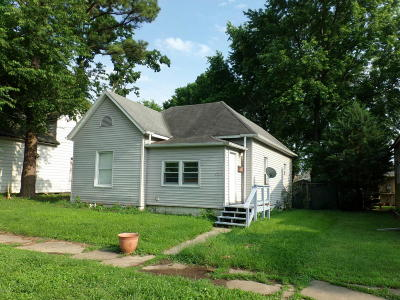 Murphysboro Single Family Home For Sale: 223 Lucier Street Street