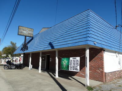 Johnston City Commercial For Sale: 14960 Route 37