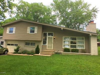 Carbondale Single Family Home Active Contingent: 913 S Glenview Drive