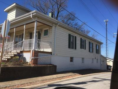 Harrisburg Single Family Home For Sale: 112 E Walnut Street