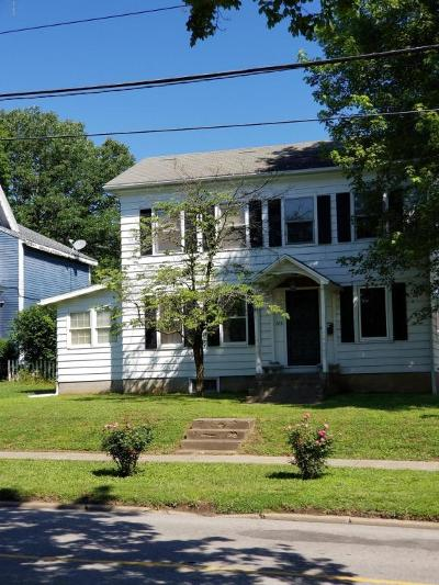 Anna Single Family Home For Sale: 515 S Main Street