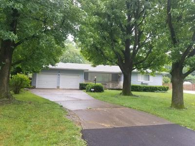 Marion Single Family Home For Sale: 3200 W Hawthorne Court
