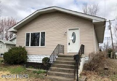 Marion Single Family Home For Sale: 502 Parish Avenue