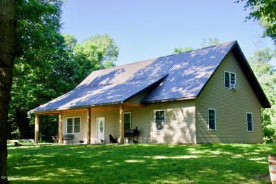 Alto Pass Single Family Home For Sale: 3677 Milligan Hill Road