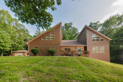 West Frankfort Single Family Home For Sale: 11744 Harmony Church Road