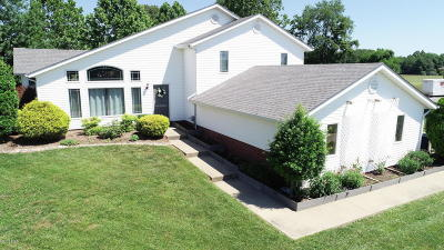Carterville Single Family Home For Sale: 700 David Livingston Drive