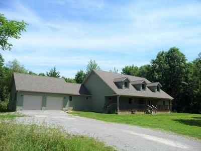 Johnston City Single Family Home Active Contingent: 14458 Binkley Road