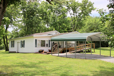 Murphysboro Single Family Home For Sale: 311 Fiddler Ridge Road