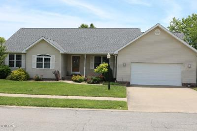 Herrin Single Family Home Active Contingent: 502 Insignia Drive