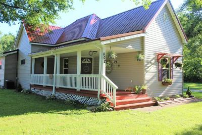 West Frankfort Single Family Home For Sale: 802 North Road