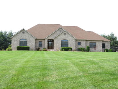 Herrin Single Family Home Active Contingent: 1 Deer Run