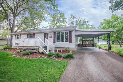 Benton Single Family Home For Sale: 205 E Capital Street
