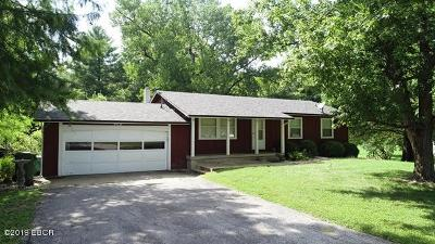 Carbondale Single Family Home For Sale: 91 Pineview Road
