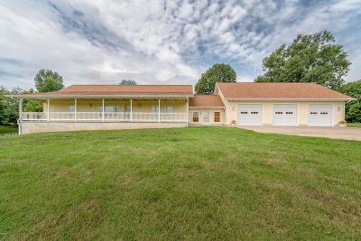 Goreville Single Family Home For Sale: 1012 S Broadway