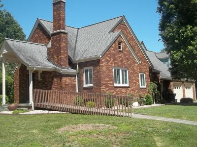 Benton Single Family Home For Sale: 219 S Pine Street