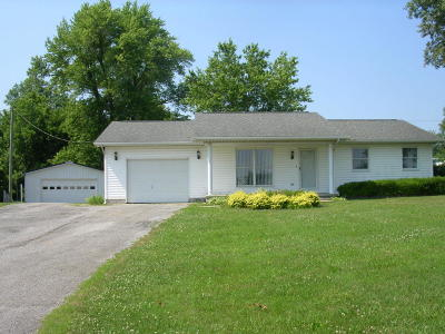 Johnson County Single Family Home For Sale: 507 E Vine Street
