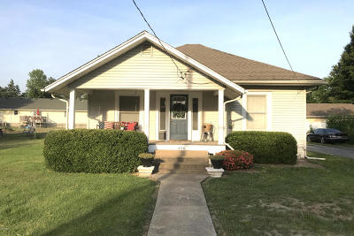 Carterville Single Family Home For Sale: 406 Pennsylvania Avenue