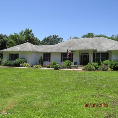 Franklin County Single Family Home For Sale: 19775 Graves Lane