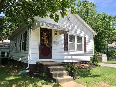 Single Family Home Sold: 222 W Park