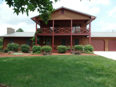 Saline County Single Family Home For Sale: 285 Sally Holler Road