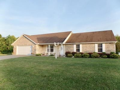 Marion IL Single Family Home For Sale: $159,500