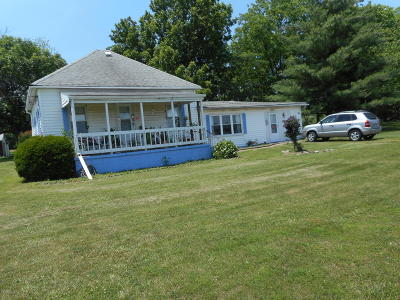 Benton Single Family Home Active Contingent: 10103 Route 148