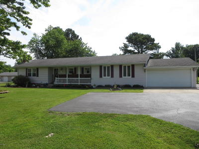 Johnston City Single Family Home For Sale: 14622 Christmas Tree Road