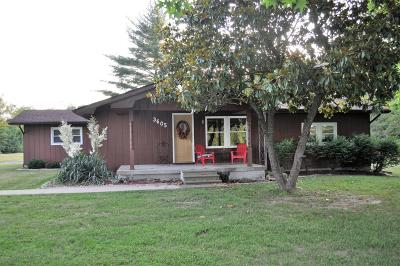 West Frankfort Single Family Home For Sale: 3605 Deering Road