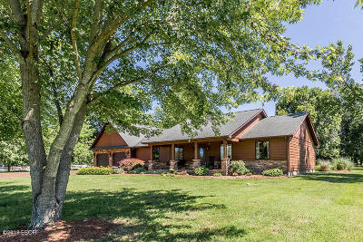 Marion IL Single Family Home Active Contingent: $285,000