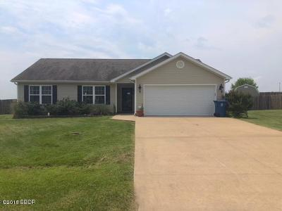 Carterville Single Family Home Active Contingent: 1515 Hawkeye Court