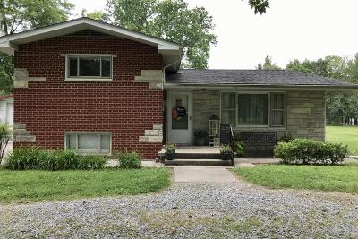 West Frankfort Single Family Home For Sale: 14145 Burton Drive