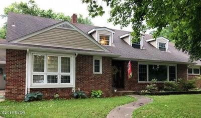 Herrin Single Family Home For Sale: 846 Bellview Place